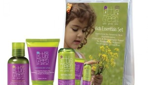 Little Green: The Delicate Kids Formula for Sensitive Skin