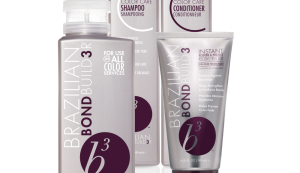Create Gorgeous, Healthy Color with b3 Brazilian Bond Builder